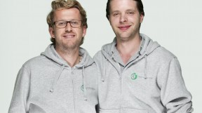 Jens Buch & Ronny Beweng SurviCam Founders